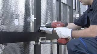 Sistema de fachada ventilada de Butech | PORCELANOSA Grupo