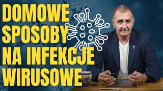 Hubert Czerniak TV – Straciłeś węch i smak? To może być… GRYPA! Jak leczyć infekcje wirusowe?