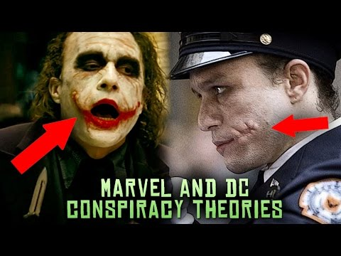 10 INSANE Marvel & DC Conspiracy Theories That Could Be TRUE!