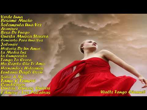 Best Romantic Latin Love Songs - Besame Mucho Collection