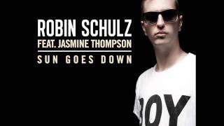 Robin Schulz - Sun Goes Down feat. Jasmine Thompson (Audio)