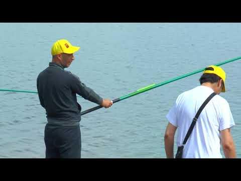 Pescando dietro grande