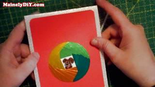 Get Around To Iris Folding