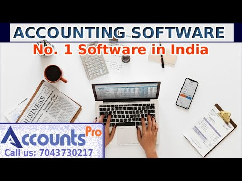 AccountsPro -Account & Inventory Management Software Demo