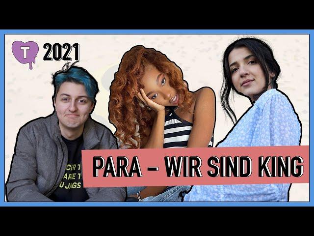 Vorschaubild zur Session 'Para - Wir sind King'