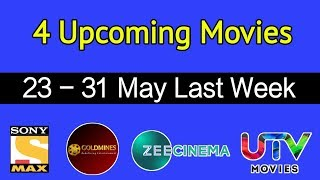 4 Upcoming New South Hindi Dubbed Movies (May Last Week) | Confirm Release Date