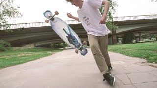 Longboard Freestyle in Valencia