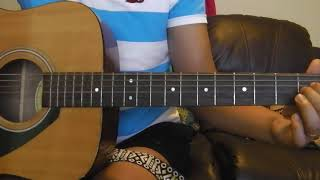 How to play the day you said goodnight hale my own easy chords and strumming tutorial.
