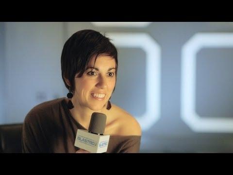 Gina Chavez - Entrevista 2014 - Presentando UP.ROOTED
