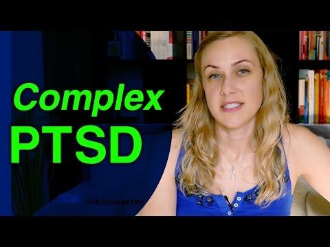 Video COMPLEX PTSD - Post-Traumatic Stress Disorder | Kati Morton on support treatment therapy kati morton