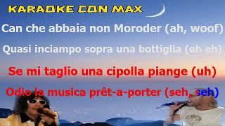 Post Concerto Coma Cose Karaoke Con Cori