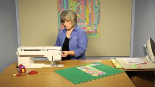 Quilting Quickly: First Steps - Baby Quilt Pattern