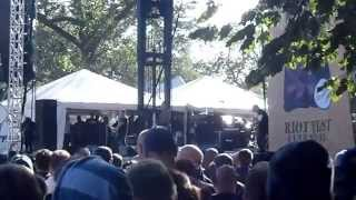 Face to Face Velocity Riot Fest Chicago, IL 09/13/2014