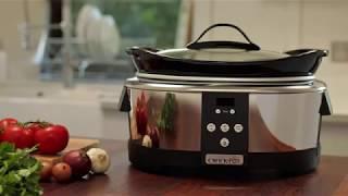 Crock Pot Schongarer 5,7 Liter Slowcooker Test 2018