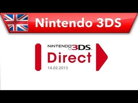 Nintendo Direct 14. února