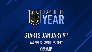FIFA 17 TOTY HYPE STREAM