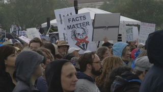 Why protestors marched for science in D.C.