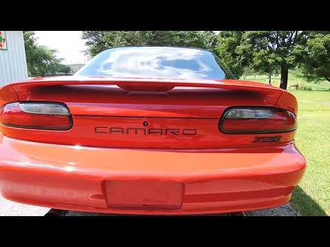 Video of '94 Camaro - PTG8