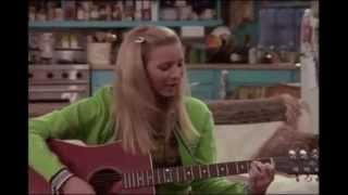 Phoebe Buffay-Beijinho no Ombro