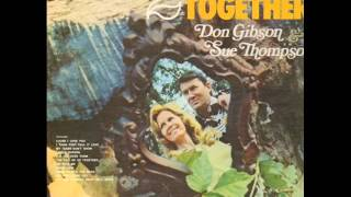 "Don Gibson & Sue Thompson ""Go With Me"""