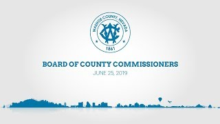 Board of County Commissioners | June 25, 2019