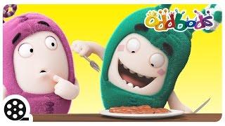 Cartoon   Oddbods - Food Fiasco #2   Cartoons For Children