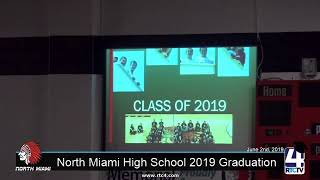 North Miami High School Graduation