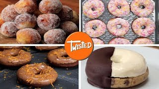 8 Decadent Donut Ideas