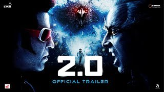 2.0 - Official Hindi Trailer