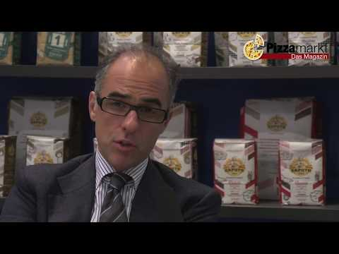 Caputo Mehl im Interview mit Pizzamarkt Anuga 2017