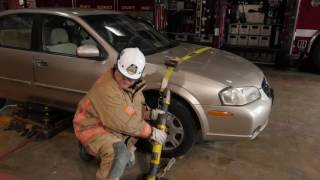 Paratech Tech Tip - Effectively Tying Down Suspension