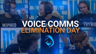« They don't know how this champ works!!! », Voicecomms des Rogue - Worlds 2021 / Week 2