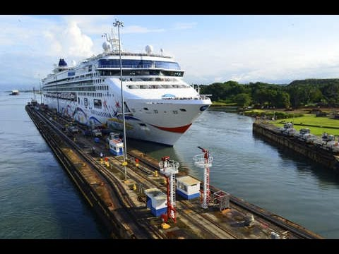 2015 – PANAMA CANAL – Miami to Los Angeles Cruise – NCL Star