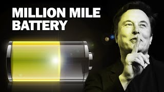 Tesla Battery Day Will Unveil Secrets to the Million Mile Battery