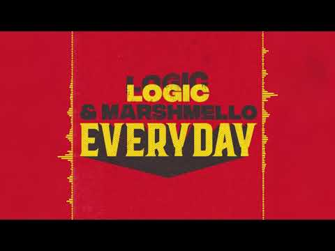 Logic, Marshmello - Everyday video