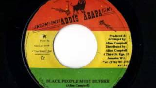 JIMMY DEAN - Black people must be free + version (1976 Addis ababa)