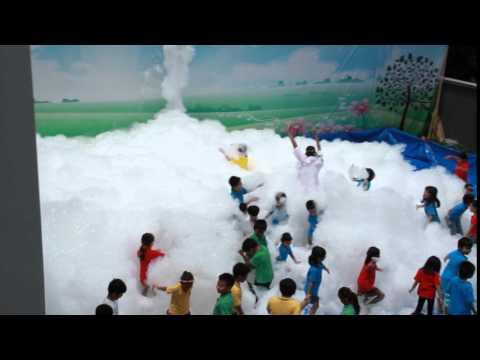 Regent Foam Party