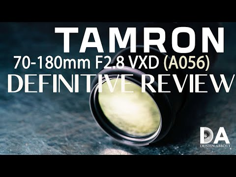 External Review Video _qRJJhcx7z0 for Tamron 70-180mm F/2.8 Di III VXD Lens (A056)