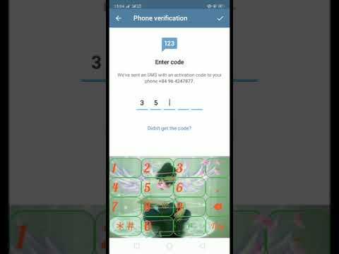 Hướng Dẫn Đăng Ký App Telegram