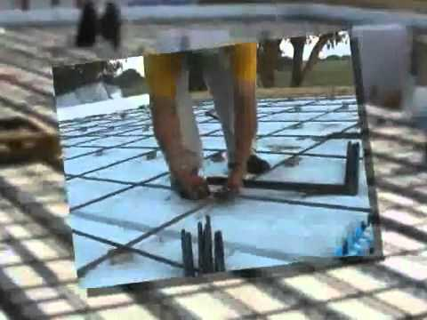 Quad-Deck ICF for Floors & Roofs