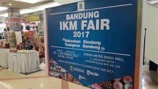 IKM Fair 2017 Bandung Hari Kedua Dimeriahkan Beragam Talkshow