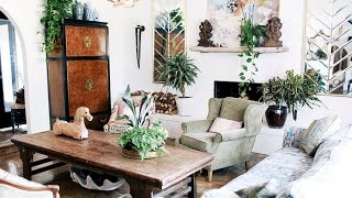 Interior Design ▸ Eclectic Style + Vintage