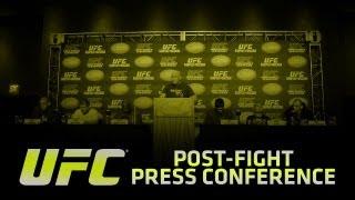 UFC 152: Jones Vs Belfort Post Fight Press Conference