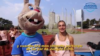Celina Di Santo, de los Juegos Nacionales Evita a figura de Las Leonas
