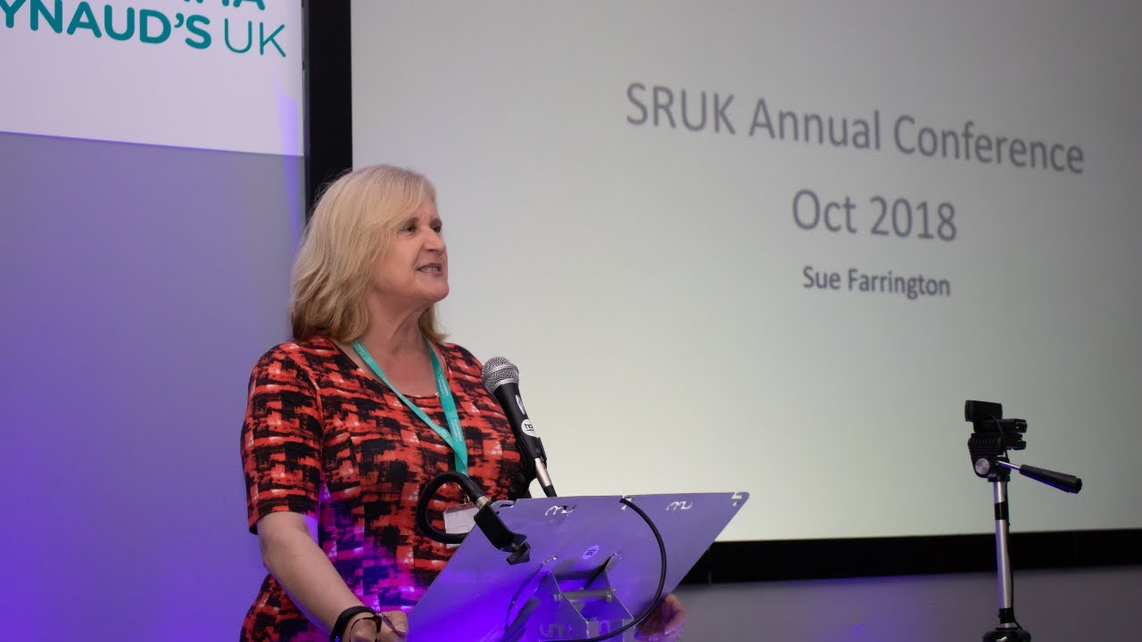 SRUK Annual Conference 2018 Highlights