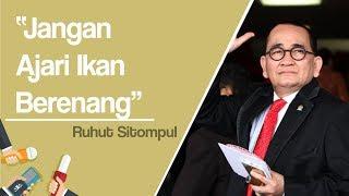 Sebut Kubu Prabowo Alihkan Isu Ratna dengan Acara IMF-WB, Ruhut Sitompul: Jangan Ajari Ikan Berenang