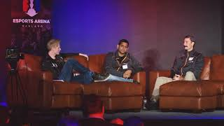 The Future of Esports Summit Opening Panel with Guy Beahm & Sumit Gupta