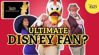Ultimate Disney Fan? Why You NEED To Become A D23 Member
