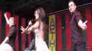 Ani Lorak shady lady Eurovision 2008 Ukraine