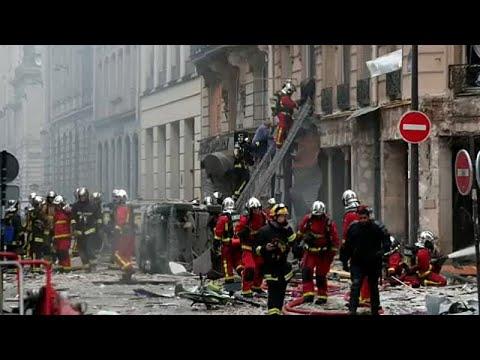 Σε διαρροή φυσικού αερίου οφείλεται η έκρηξη στο Παρίσι …